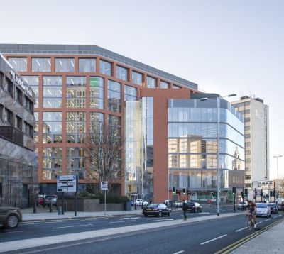 Projects New Merrion House