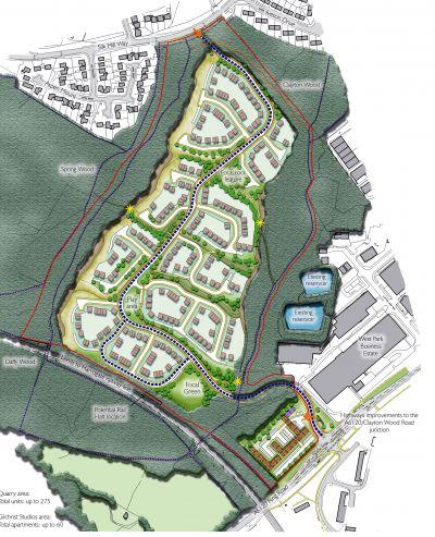 Projects  Woodside  Quarry